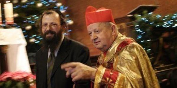 Kard. Stanisław Dziwisz przemówienie podczas konferencji Dialog katolicko-żydowski: droga za nami, droga przed nami