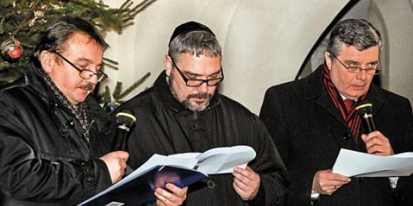 Odczytano listę znanych ofiar narodowości żydowskiej i polskie