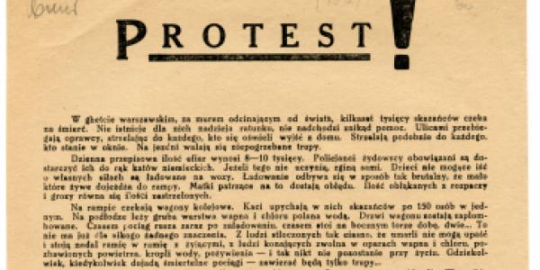 Protest - Kossak Szczucka