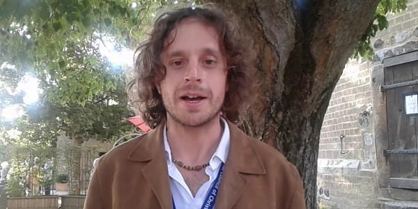 Pavol Bargar, wiceprzewodniczący ICCJ