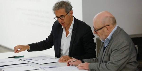 Umowa o współpracy pomiędzy ŻIH a Memorial de la Shoah