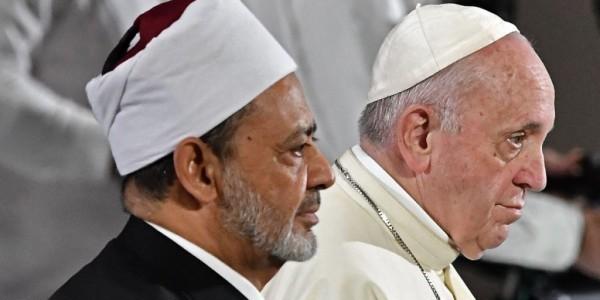 """""""Zadaniem religii jest budowanie braterstwa i pokoju"""""""