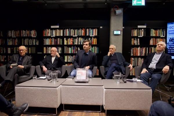 """ECS Historia. Debata """"Wokół Okrągłego Stołu"""""""