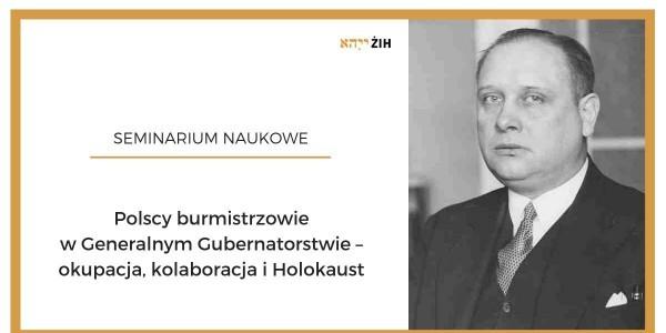 Polscy burmistrzowie w Generalnym Gubernatorstwie