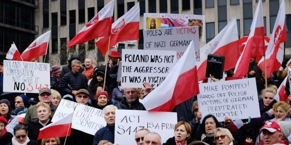 The War Between Polish Nationalism and Holocaust History