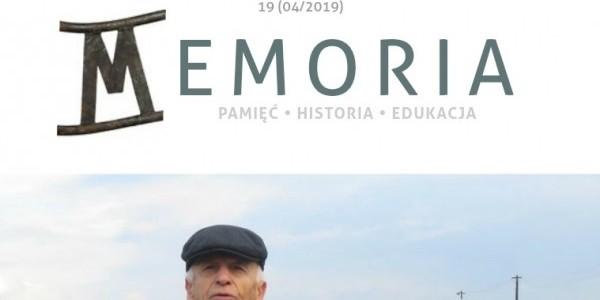 """Memoria"" nr. 19."