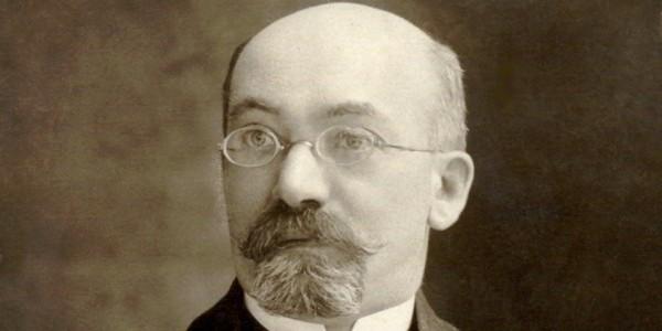 Ludwik Zamenhof - rocznica śmierci