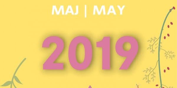 JCC Kraków - program na maj 2019