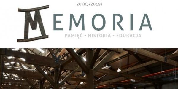 Memoria [PL] Nr 20 (05/2019).