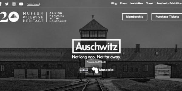 """""""Auschwitz. Nie tak dawno. Nie tak daleko."""""""