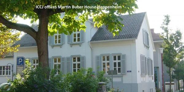 Dom Martina Bubera w Heppenheim - Biuro ICCJ