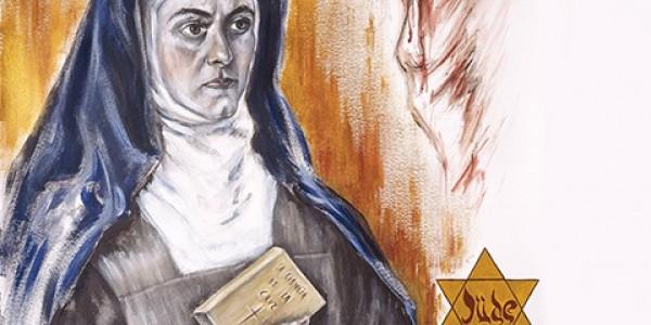 Edyta Stein jest trudną świętą Nie jest teolożką, jest filozofką, ale dla filozofów jest za pobożna. Zginęła w Auschwitz ponieważ była Żydówką, ale dla Żydów nie jest żydowska, bo przeszła na