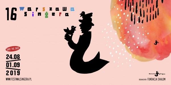 16 Festiwal Warszawa Singera - plakat