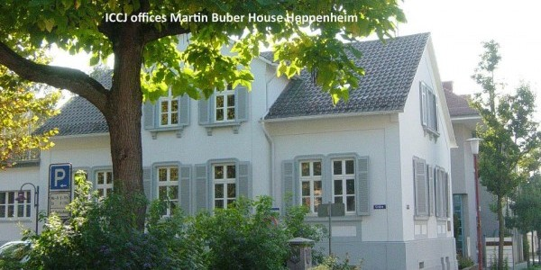 ICCJ offices - Martin Buber House Hoppenheim