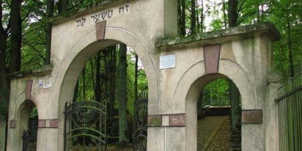 Cmentarz żydowski w Sopocie