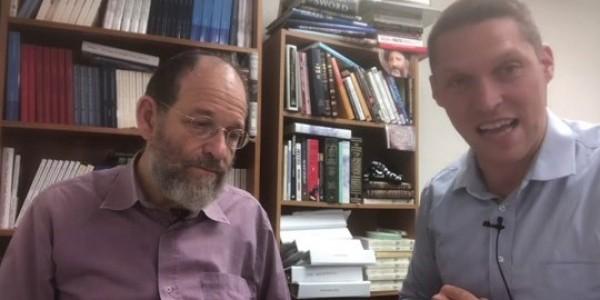 R' Alon Goshen-Gottstein Interviewed by R' Shmuly Yanklowitz