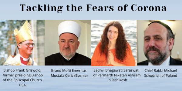 Join religious leaders across the world, Jewish, Christian, Muslim and Hindu