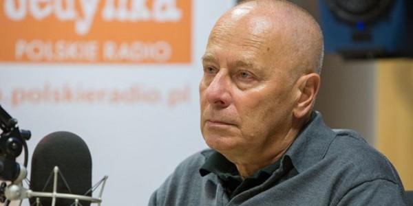 """Prof. Jan Grosfeld, członek Komitetu Episkopatu Polski do Dialogu z Judaizmem, autor książki """"Dlaczego chrześcijanie potrzebują Żydów?"""""""