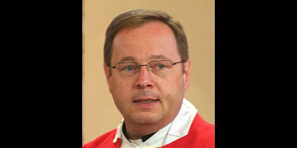 .Przewodniczący Konferencji Episkopatu Niemiec, bp Georg Bätzing Lother Spurzem/wikimedia CC BY SA 2.0