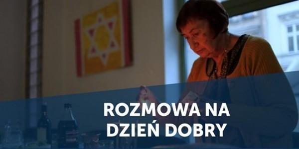 Zofia Radzikowska – aktywna i zasłużona członkini krakowskiej społeczności żydowskiej