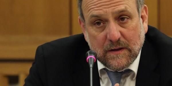 Naczelny rabin Polski Michael Schudrich. Fot. BP KEP