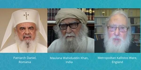 Coronaspection: Introspection IX: Patriarch Daniel - Romania, Maulana Wahiduddin Khan - India,  Metropolitan Kallistos Ware - England