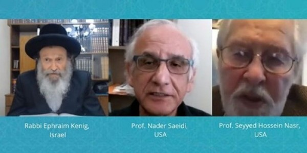 Coronaspection: Introspection VI:    Introspection VI Interviews with Rabbi Ephraim Kenig - Israel, Prof. Seyyed Hossein Nas - USA, Prof. Nader Saeidi - USA