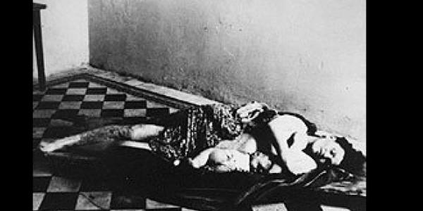 Ciała Reginy Fiszowej i jej dziecka /fot. archiwum Żydowskiego Instytutu Historycznego