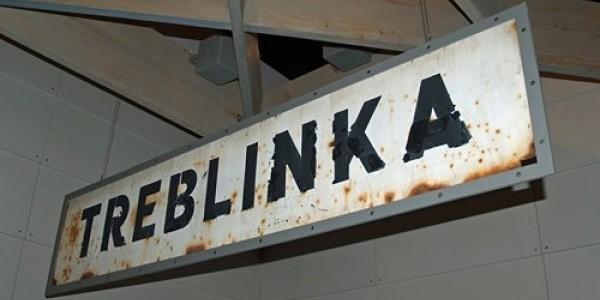 Treblinka - tablica stacyjna