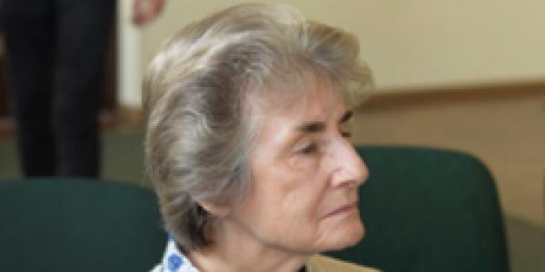 Sr. Mary O'Sullivan RSM (Religious order Sisters of Mercy, Ireland)