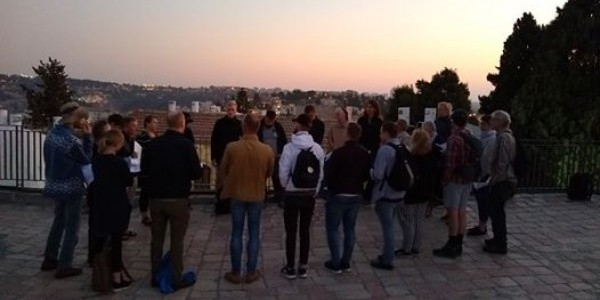 Praying Together in Jerusalem