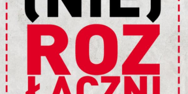 (Nie)rozłączni. Trudne tematy w relacjach polsko-żydowskich - plakat, fragment