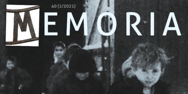 Miesięcznik Memoria nr 40