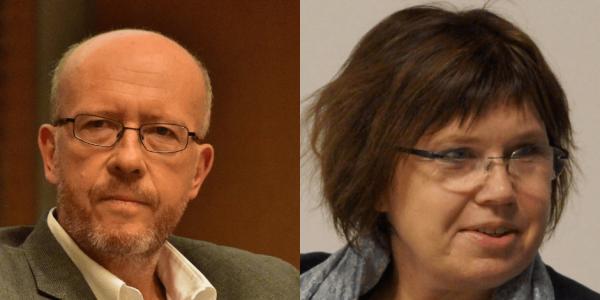 Prof. Jan Grabowski. Fot. Adrian Grycuk / Barbara Engelking. Fot. Centrum Badań nad Zagładą Żydów
