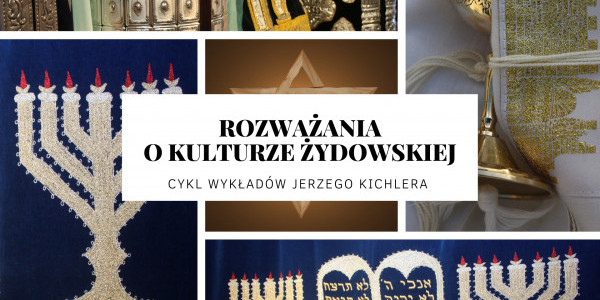 Rozważania o kulturze żydowskiej