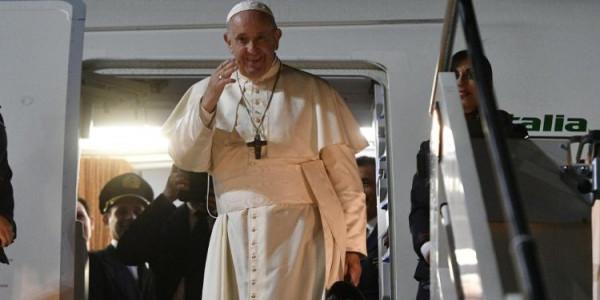 Franciszek - pielgrzymka do Iraku