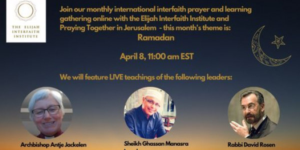 This month's theme will be Ramadan witn following leaders
