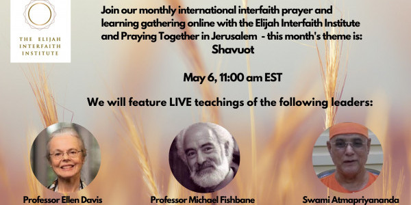 International interfaith prayer and learning gathering