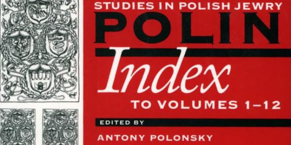 Polin - Polish-Jewish Studies