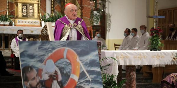 """Nabożeństwo w ramach Tygodnia Modlitwy za Uchodźców """"Umrzeć z nadziei"""""""