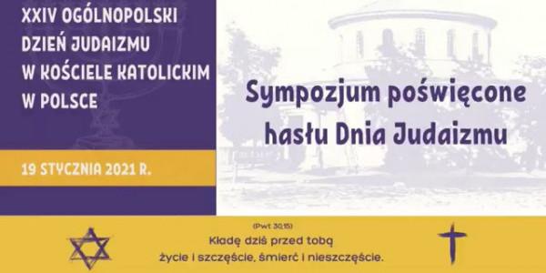 XXIV Dzień Judaizmu w Diecezji Warszawsko-Praskiej
