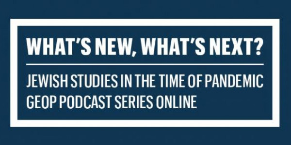 What's New, What's Next? Book Talks by Prof. Antony Polonsky
