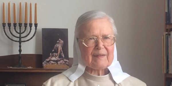 Siostrą Joelą Krüger -  laureatka tytułu Człowiek Pojednania