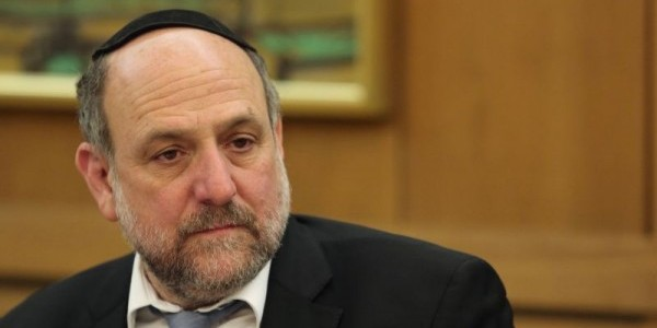 Michael Schudrich Naczelny Rabin RP