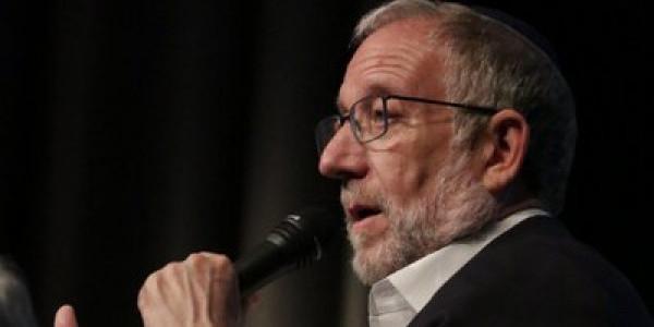 Yossi Klein Halevi z Jerozolimy - Człowiek Pojednania Polskiej Rady Chrześcijan i Żydów