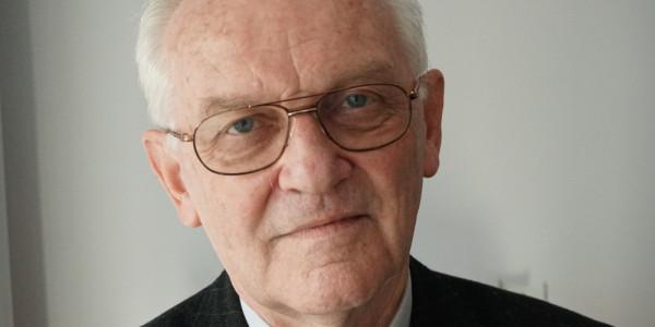 Ks. prof. Andrzej Szostek. Fot. Więź