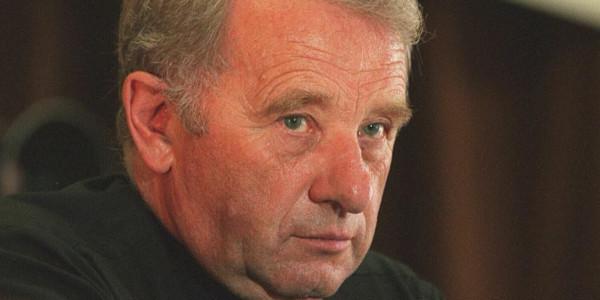 Ksiądz Józef Tischner. Fot. Andrzej Iwańczuk / Agencja Gazeta