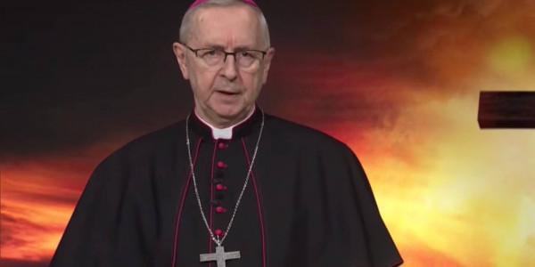 Abp Stanisław Gądecki w orędziu w TVP