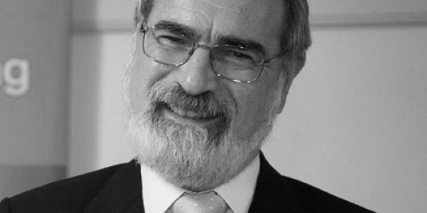 Former Chief Rabbi Jonathan Sacks