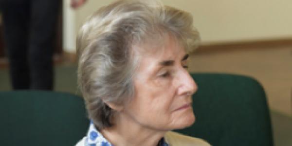 Sr. Mary O'Sullivan